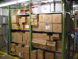 stockroom management